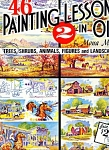 Walter Foster Art bookk -  46 Painting lessons  #167