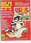 Leisure Crafts magazine -