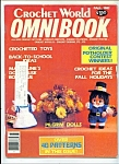 Crochet world Omnibook - Fall 1982