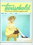 Women's Household - April 1971