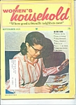 Women's household - September 1970
