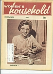 Women's household - December 1968