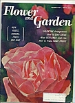 Click here to enlarge image and see more about item M4720: Flower and Garden magazine - February 1967