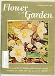 Click here to enlarge image and see more about item M4721: Flower and Garden-  December 1967