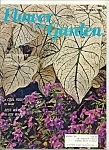 Click here to enlarge image and see more about item M4728: Flower and Garden -  August 1967