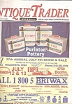 Click here to enlarge image and see more about item M4783E: Antique Trader weekily newspaper/magazine - June 25, 19