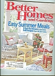 Better Homes and Gardens  May 2007