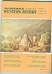 Click here to enlarge image and see more about item M4849: Montana,magazine of Western history