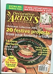 Decorative artist's workbook -  December 2004