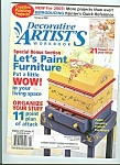 Decorative Artist's workbook -  February 2005