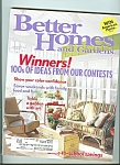 Better Homes and gardens - August 2005