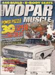 Click here to enlarge image and see more about item M4875BB: MOPAR MUSCLE magazine - April 1999