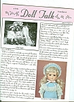 Doll Talk from Byron - March 1987