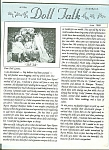 Click here to enlarge image and see more about item M4886: Doll Talk - June 1989