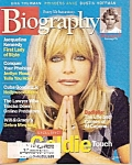 Biography magazine - May 2001