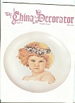 Click here to enlarge image and see more about item M4925: The China Decorator -  June 1978
