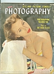 Click here to enlarge image and see more about item M4941: Popular Photography - July 1950