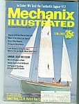Mechanix Illustrated -  March 1972