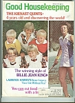 Good Housekeeping -  March 1974