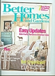 Better Homes and Gardens -  January 2007