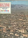 Arizona Highways -  March 1965