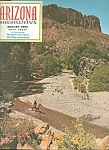 Arizona Highways -  August 1965