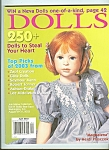 Click here to enlarge image and see more about item M5087: Dolls magazine -  April 2003