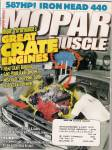 MOPAR MUSCLE PERFORMANCE -  aUGUST 1999