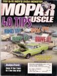 mopar muscle  - aPRIL 2000