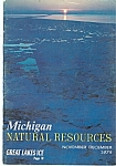 Michigan Natural Resources - November, December 1973