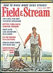 Field & Stream magazine - April 1968