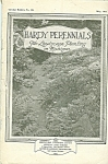 Hardy perennials for landscape planting - May 1931