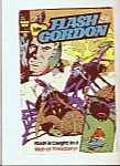 Click here to enlarge image and see more about item M5384: Flash Gordon comic book -  1981 - # 36