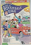 Click here to enlarge image and see more about item M5403: Archie comics group comic No. 108    April 1986