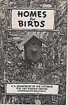 Homes for birds booklet - Bulleting 14 -   1957