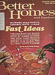 Better Homes and Gardens - January 1969