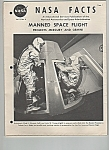 Click here to enlarge image and see more about item M5485: NASA FA CTS - Manned space flight  -Vol II No 8