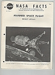 NASA FACTS - Manned space flight - Apollo - Vol  III, N