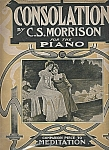 COLSOLATION  by C. S. Morrison for the piano music