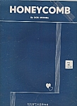 Click here to enlarge image and see more about item M5520: Honeycomb by Bob Merrill sheet music
