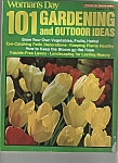Woman's day 101 gardening & outdoor ideas - copyright 1