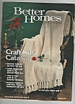 Better Homes & Gardens catalog -1979