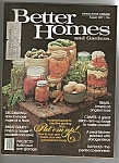 Better Homes and gardens -  August 1977