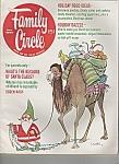 Family Circle - December 1966