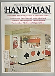 Click here to enlarge image and see more about item M5814: The Family Handyman -  October 1974
