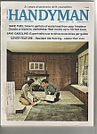 The family handyman - March 1974