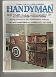 The family handyman - June 1974