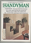 Click here to enlarge image and see more about item M5824: The family handyman -  February 1975