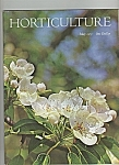 Horticulture magazine - May 1975