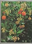 Horticulture - Novedmber 1974